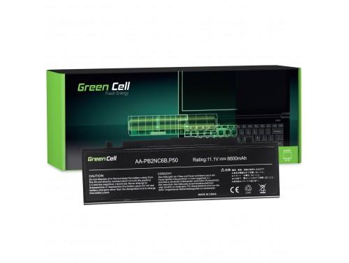 Green Cell Laptop Akku AA-PB4NC6B AA-PB2NX6W für Samsung NP-P500 NP-R505 NP-R610 NP-SA11 NP-R510 NP-R700 NP-R560 NP-R509 NP-R7