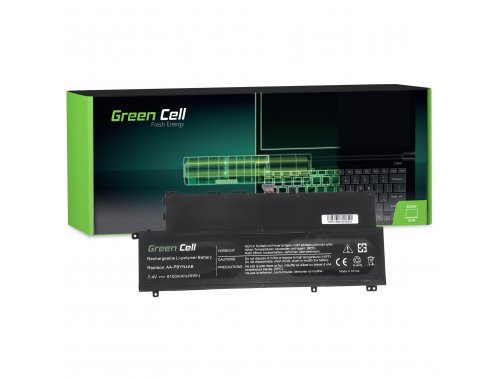 Green Cell ® Laptop Akku AA-PBYN4AB für Samsung NP530U3B NP530U3C 7.4V 6100mAh