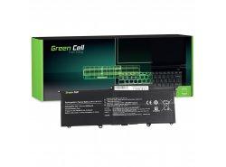 Baterie notebooku pro Green Cell telefony AA-PLXN4AR AA-PBXN4AR pro Samsung Series 9 NP900X3C NP900X3B NP900X3D