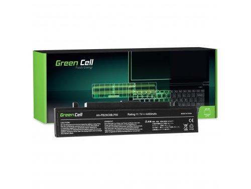 Notebook Green Cell Cell® Akku AA-PB4NC6B AA-PB2NX6W pro Samsung NP-P500 NP-R505 NP-R610 NP-SA11 NP-R510 NP-R700 NP-R560 NP-R509