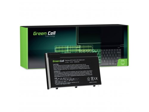 Green Cell ® Laptop Akku BTP-AHD1 BTP-AGD1 für Acer TravelMate 4400 C300 2410 Aspire 3020 3610 5020