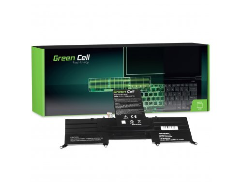 Green Cell ® Laptop Akku AP11D3F für Acer Aspire S3