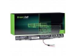Baterie Notebooku Green Cell Cell® AS16A5K pro Acer Aspire E15 E15 E5-575 E5-575G E17 E17 E5-774 E5-774G