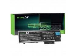Green Cell ® Laptop Akku SY6 SQU-401 für Acer TravelMate 2301WLMi 2313NL Aspire 1640 3000 3500 5000 Extensa 3000 6600