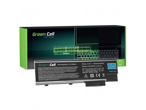 Green Cell Laptop Akku SY6 für Acer Aspire 1640 1640Z 1650Z 1690 3000 3500 3510 3630 5000 5510 TravelMate 2300 2310 4060 4100