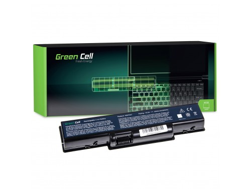 Green Cell ® Laptop Akku AS07A31 AS07A51 AS07A41 für Acer Aspire 5738 5740 5536 5740G 5737Z 5735Z 5340 5535 5738Z 5735 8800mAh