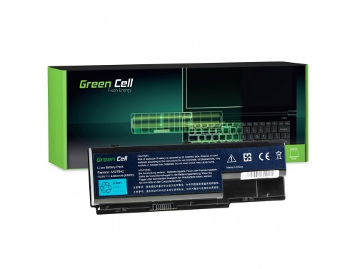 Green Cell ® Laptop Akku AS07B31 AS07B41 AS07B51 für Acer Aspire 7720 7535 6930 5920 5739 5720 5520 5315 5220 14.8V