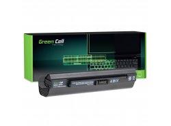 Green Cell Laptop Akku UM09A31 UM09B31 für Acer Aspire One 531 531H 751 751H ZA3 ZG8 6600mAh
