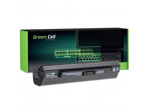 Green Cell Laptop Battery ® UM09A71 UM09A31 pro Acer Aspire One 531 531H 751 751h ZA3 ZG8 6600mAh