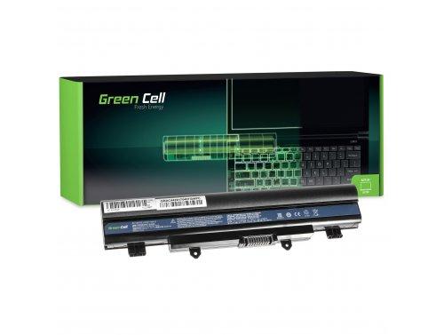 Green Cell ® Laptop Akku AL14A32 für Acer Aspire E14 E15 E5-511 E5-521 E5-551 E5-571 E5-571G E5-572G V3-572 V3-572G