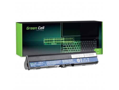 Green Cell ® Laptop Akku AL12A31 AL12B32 für Acer Aspire v5-171 v5-121  v5-131