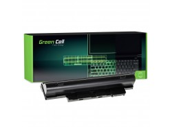 Green Cell ® Laptop Akku AL10A31 AL10B31 für Acer Aspire One D255 D257 D260 D270 722 Packard Bell EasyNote Dot S 4400mAh