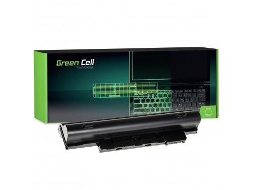 Green Cell Laptop Akku AL10A31 AL10B31 für Acer Aspire One AO522 AO722 AOD255 AOD257 D255 D255E D257 D257E D260 D270 522 722