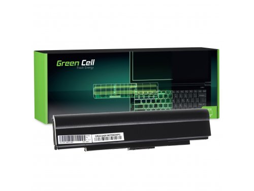 Green Cell Laptop Akku AL10C31 AL10D56 für Acer Aspire One 721 753 Aspire 1430 1551 1830T