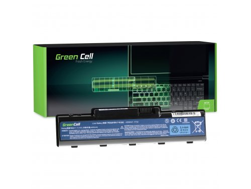 Green Cell ® laptop AS09A31 baterie AS09A41 pro Acer Aspire 5532 5732Z 5734Z eMachines E525 E625 E725 G430 G525 G625