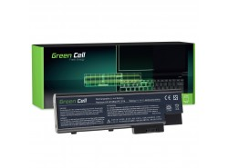 Green Cell ® Laptop Akku LIP-6198QUPC LIP-8208QUPC für Acer Aspire 5620 7000 9300 9400 TravelMate 5100 5110 5610 5620 11.1V