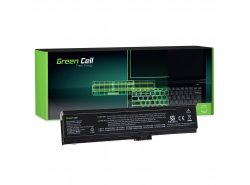 Green Cell ® Laptop Akku BATEFL50L6C40 3UR18650Y-2-QC261 für Acer Extensa 2400 TravelMate 2400 4310 Aspire 3200 3600 3680 5030 5