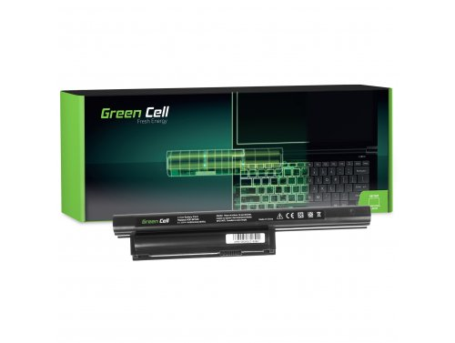 Green Cell Laptop Akku VGP-BPS26 VGP-BPS26A für Sony Vaio PCG-71811M PCG-71911M PCG-91211M SVE1511C5E SVE151E11M SVE151G13M