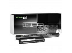 Notebook Green Cell PRO ® Akku VGP-BPS26 VGP-BPL26 pro Sony Vaio PCG-71811M PCG-71911M SVE15