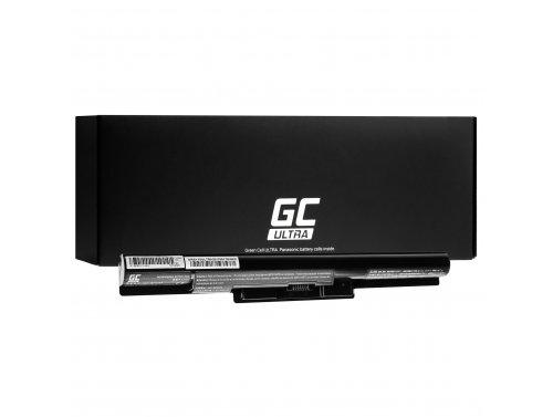 Green Cell ® ULTRA Akku VGP-BPS35A für Sony Vaio Fit SVF14 SVF15 SVF1521C6EW SVF1521G6EW SVF1521K1EW