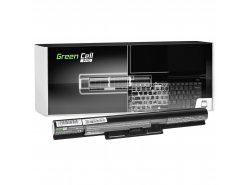 Green Cell PRO ® Baterie pro notebook VGP-BPS35A pro Sony Vaio SVF14 SVF15 Fit 14E Fit 15E