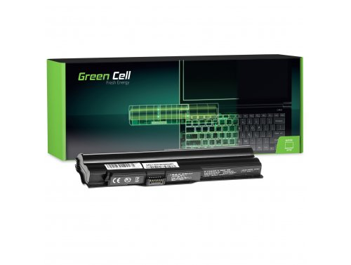 Green Cell ® Laptop Akku VGP-BPS20 VGP-BPS20/B VGP-BPL20 für Sony Vaio