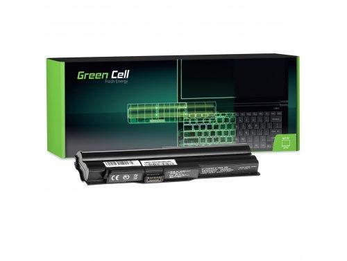 Green Cell Laptop Akku VGP-BPS20 VGP-BPS20/B VGP-BPL20 für Sony Vaio VPCZ12S1C CN1 VPCZ126GGXQ PS3 VPCZ127GGXQ PS3 VPCZ128GGXQ