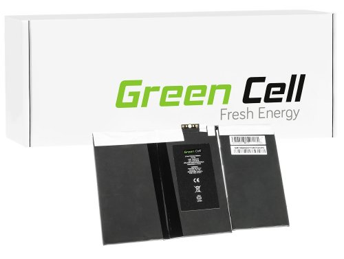 Green Cell ® Akku A1376 für Apple iPad Air 2 Generation A1474 A1475 A1476
