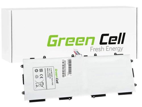 Akku Green Cell T4500E für Samsung Galaxy Tab 3 10.1 P5200 P5210 P5220 GT-P5200 GT-P5210 GT-P5220