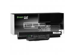 Green Cell PRO ® Batterie A41-K53 für Asus K53 K53S X53 X53S X54 X54C X54F X54H X54HY X54L