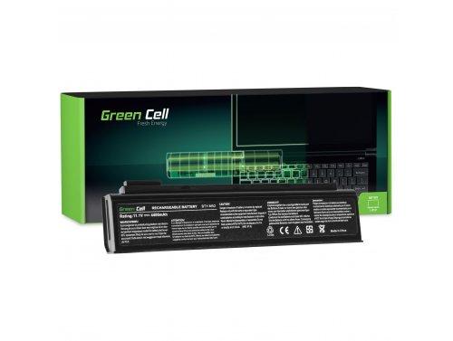 Green Cell Laptop Akku BTY-M52 BTY-L71 für MSI Megabook M520 L710 L730 L735 L740 VR700 VR705
