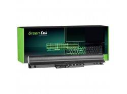 Green Cell Laptop Akku VK04 HSTNN-YB4D 695192-001 694864-851 für HP Pavilion 14-B 14-C 15-B M4