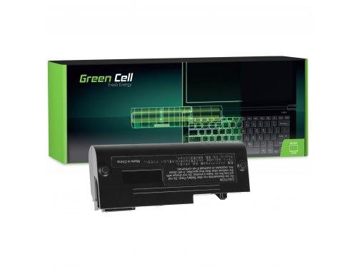 Green Cell ® Akku PA3689U-1BRS für Toshiba Mini NB100 NB105