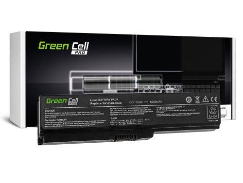 Green Cell PRO Laptop Akku PA3634U-1BRS für Toshiba Satellite A660 C650 C660 C660D L650 L650D L655 L655D L670 L670D L675 M500