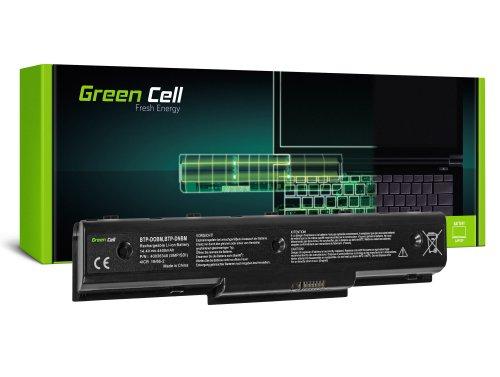 Akku Green Cell ® BTP-D0BM BTP-DNBM BTP-DOBM für Medion Akoya E7218 P7624 P7812