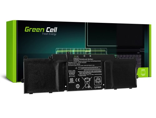Green Cell Laptop Akku PE03XL HSTNN-LB6M 766801-421 für HP Chromebook 11 G3 G4