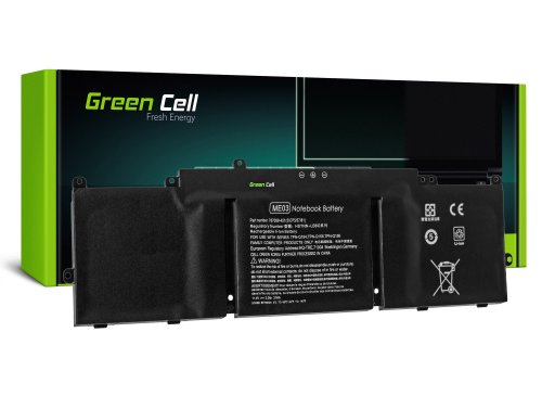 Akku Green Cell ® ME03XL HSTNN-LB6O 787089-421 787521-005 für HP Stream 11 Pro 11-D 13-C