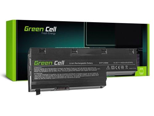 Green Cell Laptop Akku BTP-D4BM BTP-D5BM 40029778 für Medion Akoya E7211 E7212 E7214 E7216 P7611 P7612 P7614 P7618