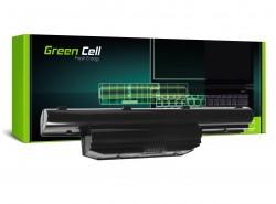 Green Cell Laptop Akku FPB0271 FPB0272 FPCBP334 FPCBP335 für Fujitsu LifeBook LH532