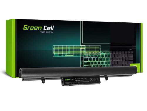 Akku Green Cell ® SQU-1303 SQU-1309 für Haier 7G X3P, Hasee K480N Q480S UN43 UN45 UN47