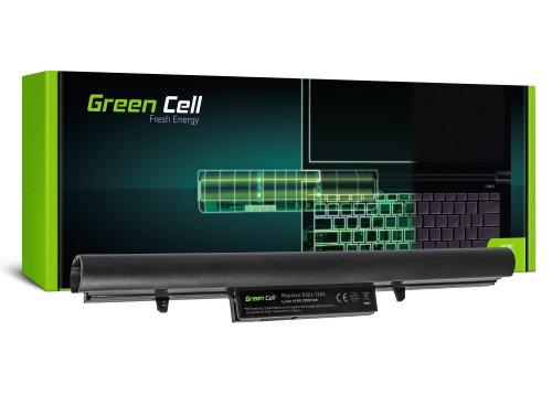 Green Cell Laptop Akku SQU-1303 SQU-1309 für Haier 7G X3P, Hasee K480N Q480S UN43 UN45 UN47