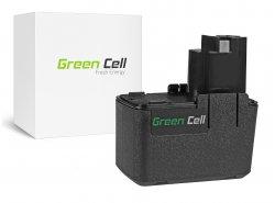 Green Cell ® Akkuwerkzeug für DeWalt BAT001 PSR GSR VES2 BH-974H 9.6V 2Ah