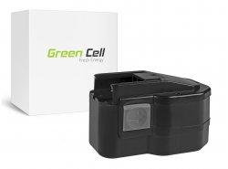 Green Cell ® Akku 4932373540, 4932373541 AEG BBM 14 STX, BS 14 X, BSB 14 STX, AEG SB2E 14 STX 14.4V 3.3Ah