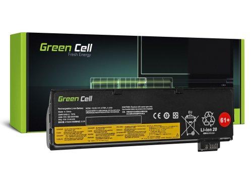 Green Cell ® Erweiterter Akku für Lenovo ThinkPad T470 T570 A475 P51S T25
