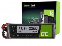 Green Cell ® Akku 2200mAh 11.1V