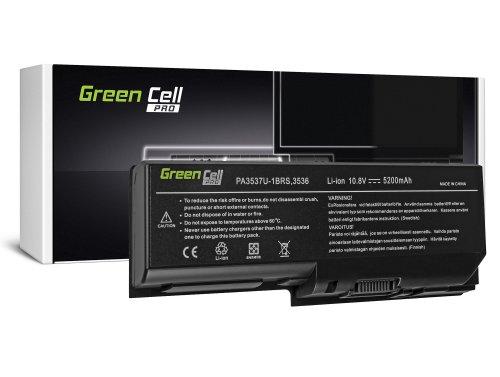 Green Cell ® PRO Akku PA3536U-1BRS für Toshiba Satellite L350 L350D L355 L355D P200 P205 P300 P305