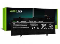 Green Cell Laptop Akku PA5136U-1BRS für Toshiba Portege Z30 Z30-A-186 Z30-B-119 Z30t Z30t-A-11P