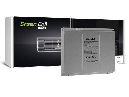 Green Cell ® PRO Laptop Akku A1189 für Apple MacBook Pro 17 A1151 A1212 A1229 A1261 2006-2008