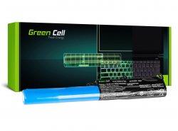 Green Cell Laptop Akku A31N1601 A31LP4Q für Asus R541 R541N R541NA R541S R541U Vivobook Max F541N F541U X541 X541N X541S X541U