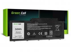 Green Cell ® Laptop Akku F7HVR für Dell Inspiron 15 7537 17 7737 7746, Dell Vostro 14 5459